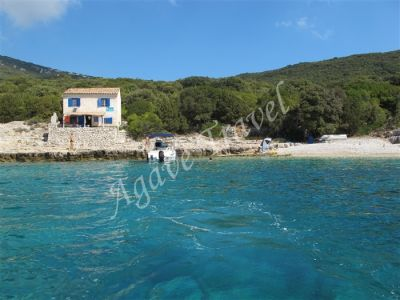 House on the sea - island Losinj